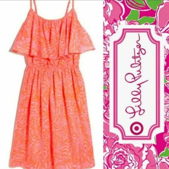 Lily Pulitzer for Target Giraffing me crazy dress